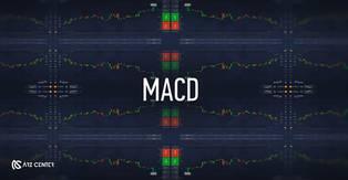 بررسی شاخص (MACD) یا میانگین متحرک همگرایی و واگرایی