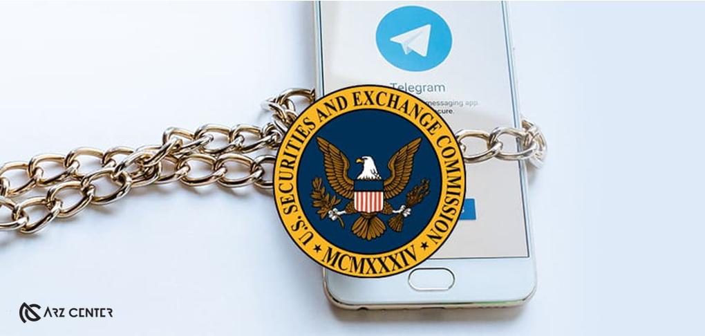 تلگرام بر این باور بود که تنظیم کنندگان ایالات متحده آمریکا، به ویژه کمیسیون بورس و اوراق بهادار، با حقوق قراردادی، مانند اوراق قرضه برخورد میکنند.