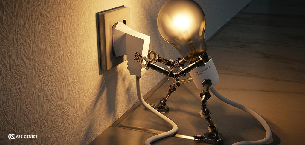 برق مورد نیاز برای ماینینگ