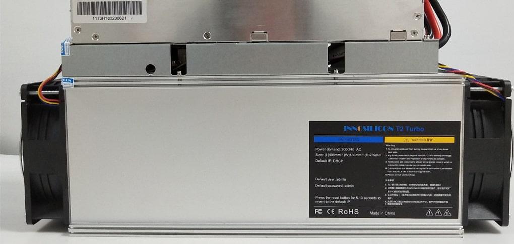 دستگاه T3 43T از برند Innosilicon